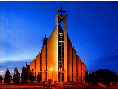 Sanktuarium Matki Bożej (Siekierki)